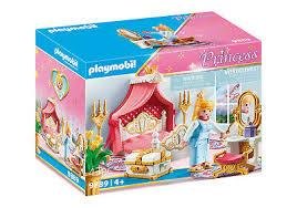 playmobil 9889 schlafzimmer mit himmelbett zu puppenhaus nostalgie princess neu ebay