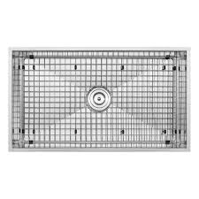 Sink Grid Stainless Steel by Ticor S6503 And S6513 Stainless Steel Protective Rinse Sink Grid