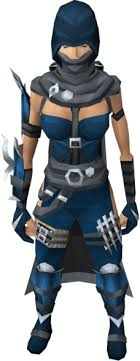 Assassin Outfit Equipped Female