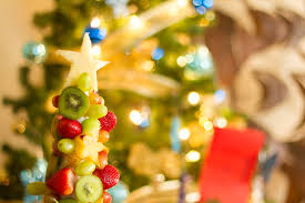 How To Create Fruit Christmas Tree Displays 7 Steps