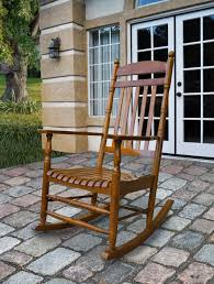 Shine Rhode Island Oak Hardwood Porch Rocker   Modern ... First Choice Lb Intertional White Resin Wicker Rocking Chairs Fniture Patio Front Porch Wooden Details About Folding Lawn Chair Outdoor Camping Deck Plastic Contoured Seat Gci Pod Rocker Collapsible Cheap For Find Swivel 20zjubspiderwebco On Stock Photo Image Of Rocking Hanover San Marino 3 Piece Bradley Slat