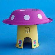 Cool Crafts For Kids Cute A Fairy Party Acitivity Easy Houses