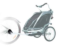 Ernest Saves Halloween Trailer by Thule Bicycle Trailer Kit Amazon Ca Sports U0026 Outdoors