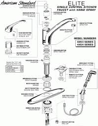 moen kitchen faucet cartridge replacement repair parts and finish