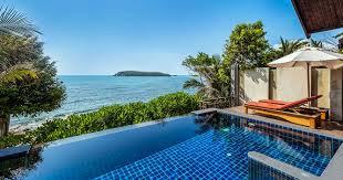100 W Hotel Koh Samui Thailand Pool Villa Beachfront Seaview Ko Chaweng Boutique S