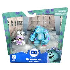 Sulley Monsters Inc Pumpkin Stencils by Amazon Com Spinmaster Monsters Inc Sulley And Boo 2