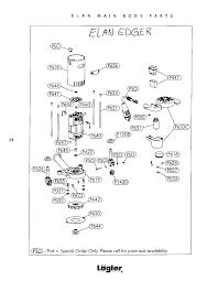 Clarke Floor Sander Edger Super 7r by Floormechanics Parts