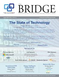 Ndsu Help Desk Number by The Bridge August 2014 By The Fargo Moorhead West Fargo Chamber