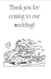 Kids Coloring And Activity Book Wedding Children Diy