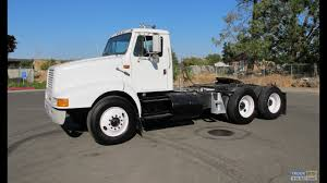 100 International Trucks Of Houston 1991 8200 Day Cab Tractor For Sale By Truck Site YouTube