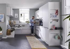 küche global 51 190 in l form in kristallweiß und aquablau