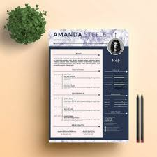 Modern Resume Templates 001 Resumes Examples Complete Guide Trendy