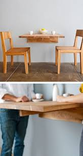 wall mounted dining table great for small spaces dining