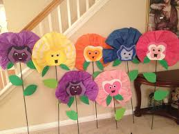 Singing flowers Alice in Wonderland party These are a little