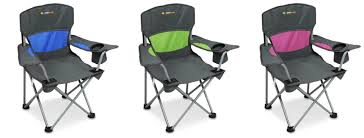 OZtrail Deluxe Junior Arm Chair Folding Chair Charcoal Seatcharcoal Back Gray Base 4box Gsa Skilcraf 6 Best Camping Chairs For Bad Reviewed In Detail Nov Kingcamp Heavy Duty Lumbar Support Oversized Quad Arm Padded Deluxe With Cooler Armrest Cup Holder Supports 350 Lbs 2019 Lweight And Portable Blood Draw Flip Marketlab Inc Adjustable Zanlure 600d Oxford Ultralight Outdoor Fishing Bbq Seat Hercules Series 650 Lb Capacity Premium Black Plastic Steel Bag Lawn Green Saa Artists Left Hand Table Note Uk Mainland Delivery Only The According To Consumers Bob Vila