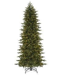 Vickerman Slim Flocked Christmas Tree by 9 Ft Artificial Christmas Trees Prayonchristmas