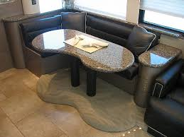 RV Dinette Interior Remodels At Premier Motorcoach Innovations Santa Ana CA 9