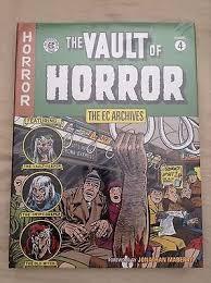 The EC Archives Vault Of Horror Volume 4 Graphic Novel