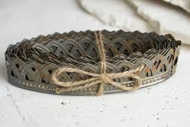 Decorative Metal Lamp Banding metal trim ribbon buy by the foot metal banding metal embossed