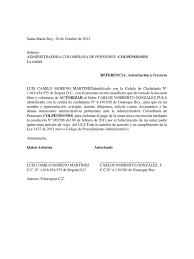 Modelo De CartaAutorizacion Pago