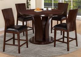 The Furniture Shop | Duncanville, TX Daria Espresso Counter ... Buy Round Kitchen Ding Room Sets Online At Overstock Amish Fniture Hand Crafted Solid Wood Pedestal Tables Starowislna 5421 54 Inch Country Table With Distressed Painted Pedestal Typical Measurements Hunker Caster Chair Company 7 Piece Set We5z9072 Wood Picture Decor 580 Tables World Interiors Austin Tx Clearance Center Dinettes And Collections Costco Saarinen Tulip Marble