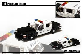 100 Lego Police Truck 911 Enforcer By ORION PAX VEHICLES Lego Gallery