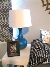 Uno Fitter Lamp Shade Adapter by The Story Of The Headless Teal Lamp What The Vita