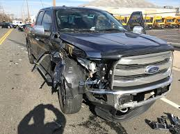 100 Wrecked Ford Trucks For Sale My SuperCab Today Front End Hit F150 Um