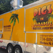 Pigs In Paradise - Pittsburgh Food Trucks - Roaming Hunger