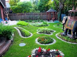 Backyard Gardening With Borders And Statues - Nice Backyard ... Full Image For Mesmerizing Simple Backyard Garden Ideas Related Best 25 Garden Design Ideas On Pinterest Gardening In Zone 6 Tips Diy Design Decor Gallery Stacked Herb 12 Ways To Make Your Yard More Inviting Yards Gardens And Vegetable Gardening With Potted Dish 3443 Best Images Decorating Easy Diy Projects Backyards Trendy 44 Chic Flower For Beginners Six Home Decorations Insight With U