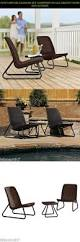 Patio Furniture Sling Replacement Houston by Top 25 Best Discount Patio Furniture Ideas On Pinterest Used