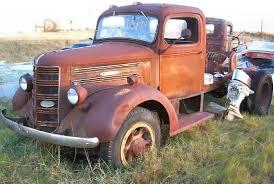 100 Old Mack Trucks 1947 EF Truck Left Front 45 Filearmy