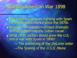 Sinking Of The Uss Maine Newspaper by America U0027s Rise To World Power Ppt Video Online Download