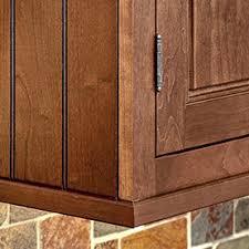 cabinet light rail shaker kitchen cabinet light rail