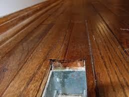 Fixing Hardwood Floors Without Sanding by Refinishing Hardwood Floor With Edge Groove Engineered Plank