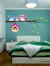stickers pour chambre d enfant stickers de décoration muraux a motif dessin animée pour chambre d