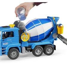 100 Cement Mixer Toy Truck Jual Beli Bruder S 3710 Man Tgs Dan Harga