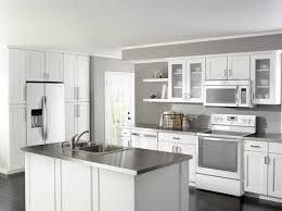 kitchen colors with white appliances smith design