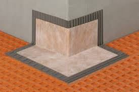 Unmodified Thinset For Glass Tile by Schluter Kerdi Materials Westsidetile Com