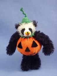 Panda Pumpkin Designs by Deb Canham Artist Designs