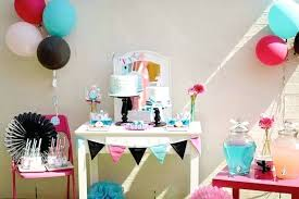 Beauty Salon Decor Ideas Pics by Home Beauty Salon Decorating Ideas Party Themed Birthday Decor