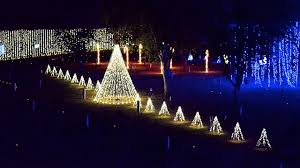 10 places to see lights in middle tennessee newschannel