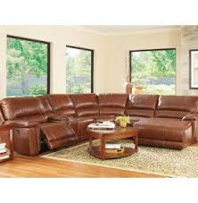 Art Van Leather Living Room Sets by 23 Best Reclining Sectionals Images On Pinterest Living Spaces