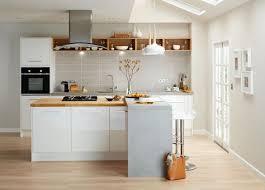 cuisine avec grand ilot central cuisine avec îlot central ayant toute la fonctionnalité d une