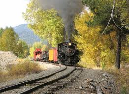 Huckleberry Railroad Halloween by Sumptervalleyrailroad Home