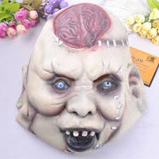 Halloween Scary Pranks 2015 by Cosplay Saw Resident Evil Devil Ghost Zombie Mask Halloween