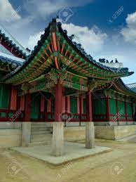 104 South Korean Architecture Traditional Architectural Style In Seoul Korea Stock Photo Picture And Royalty Free Image Image 18560306
