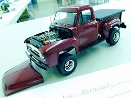 1953 Ford Pickup Scale Model By Charlie Brown   RC Cars   Pinterest ... Buffalo Road Imports Ford F250 Pickup Wcrew Cab 6 Bed Black 2019 Ranger 25 Cars Worth Waiting For Feature Car And Driver 1969 F100 Pickup Moebius Models 125 New Truck Model Kit 70 Years Of Pickups Trucks Pinterest 40 Truck Received Dearborn Award News Sports Jobs Fseries A Brief History Autonxt Luxury Of 36 Ford Gallery Curbside Classic 1930 The Modern Is Born 2018 F150 Sale Charleston Sc Custom Bumpers Elegant Chevy Black Widow Lifted 2007 Supercrew Information Updated Preview Consumer Reports