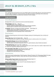 Example Of Professional Profile For Resume Examples Foodcity Me