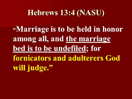 The Marriage Bed Is Undefiled by The Evil Of Pornography Ppt Video Online Download